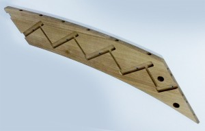 Obróbka schodów CNC