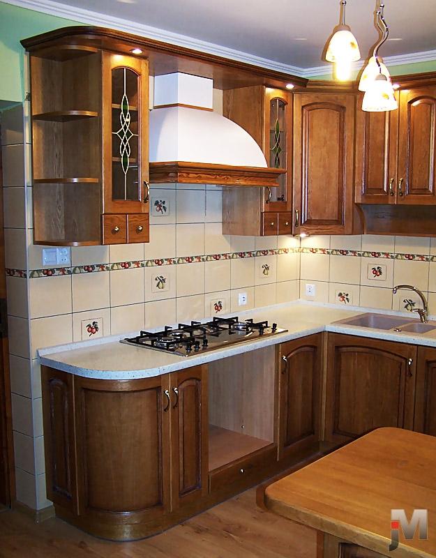 Sypialnie – Drewniane meble i schody na zamówienie -> Kuchnia Meble Rustykalne